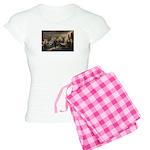 Declaration of Independence Women's Light Pajamas