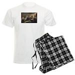 Declaration of Independence Men's Light Pajamas