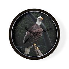 Amazing Eagle Wall Clock