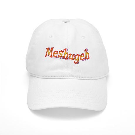 Yiddish Meshugeh Cap