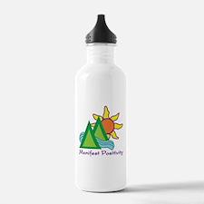 Manifest Positivity Water Bottle