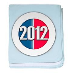 2012 Button baby blanket