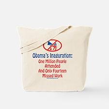 Obama's Inaguration Tote Bag