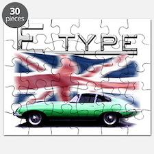 Funny Cars jaguar Puzzle