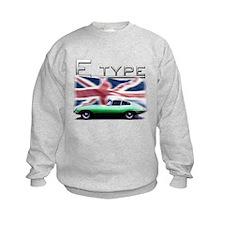 Unique Cars jaguar Sweatshirt