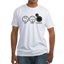 Eat Sleep Engineer Shirt