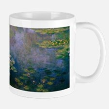 Water Lilies Mug