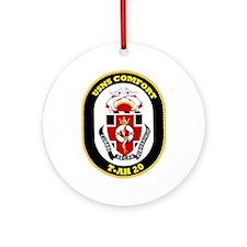 T-AH 20 USNS Comfort Ornament (Round)