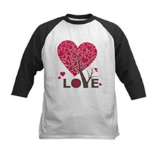 Love Grows Heart Tree Tee