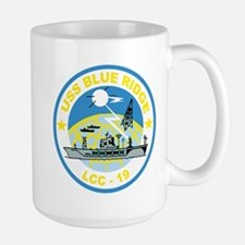 USS Blue Ridge LCC 19 Mug