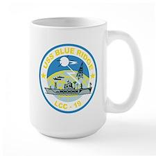 USS Blue Ridge LCC 19 Mug