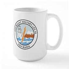 USS Mount Whitney LCC 20 Mug