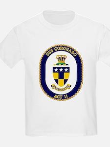 USS Coronado AGF 11 T-Shirt