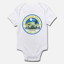 USS Blue Ridge LCC 19 Infant Bodysuit