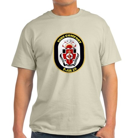 T-AH 20 USNS Comfort Light T-Shirt