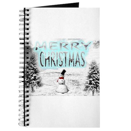 Jmcks Merry Christmas Journal