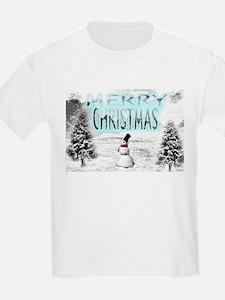 Jmcks Merry Christmas T-Shirt