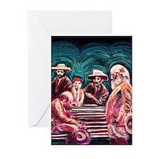 Pissarro's Garden Greeting Cards (Pk of 10)
