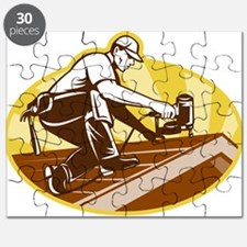 roofer roofing worker Puzzle