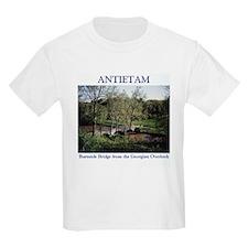 Burnside Bridge at Antietam T-Shirt
