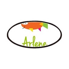 Arlene is a Big Fish Patches