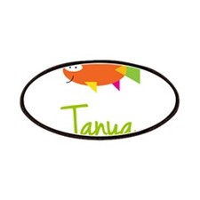 Tanya is a Big Fish Patches