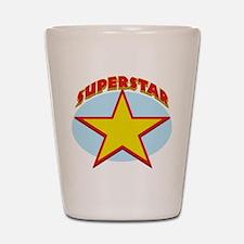 Superstar Shot Glass