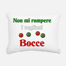Cute Pride italian pride Rectangular Canvas Pillow