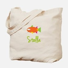 Stella is a Big Fish Tote Bag
