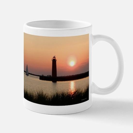 Muskegon Lighthouse 1 Mug