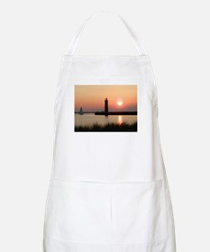 Muskegon Lighthouse 1 Apron