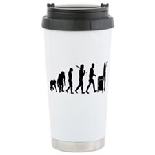 Library Librarian Travel Mug