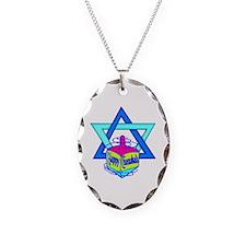 Hanukkah Oh Chanukah Necklace