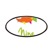 Nina is a Big Fish Patches
