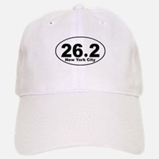 26.2 NYC marathon Baseball Baseball Cap
