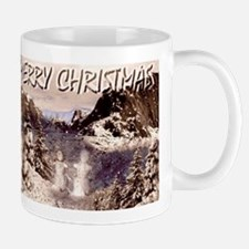 Jmcks Merry Christmas Mr Snow Mug