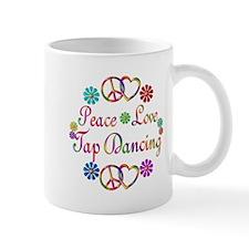 Peace Love Tap Mug