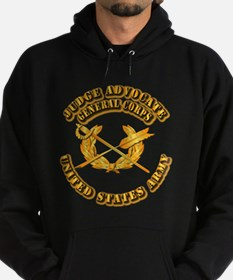 Army - Judge Advocate General Corps Hoodie