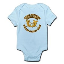 Army - Judge Advocate General Corps Infant Bodysui