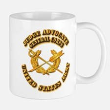 Army - Judge Advocate General Corps Mug