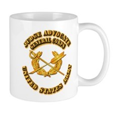 Army - Judge Advocate General Corps Small Mug