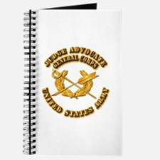 Army - Judge Advocate General Corps Journal