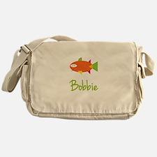 Bobbie is a Big Fish Messenger Bag