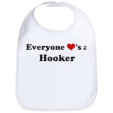 Loves a Hooker Bib
