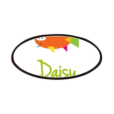 Daisy is a Big Fish Patches