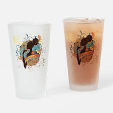 Musical Dream Drinking Glass