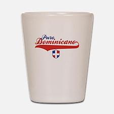Puro Dominicano Shot Glass