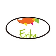 Erika is a Big Fish Patches