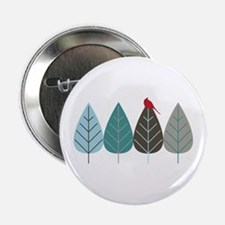 """Winter Trees 2.25"""" Button"""
