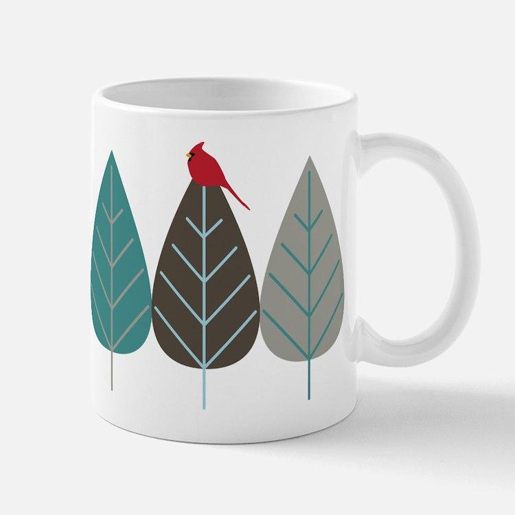 Winter Trees Mug